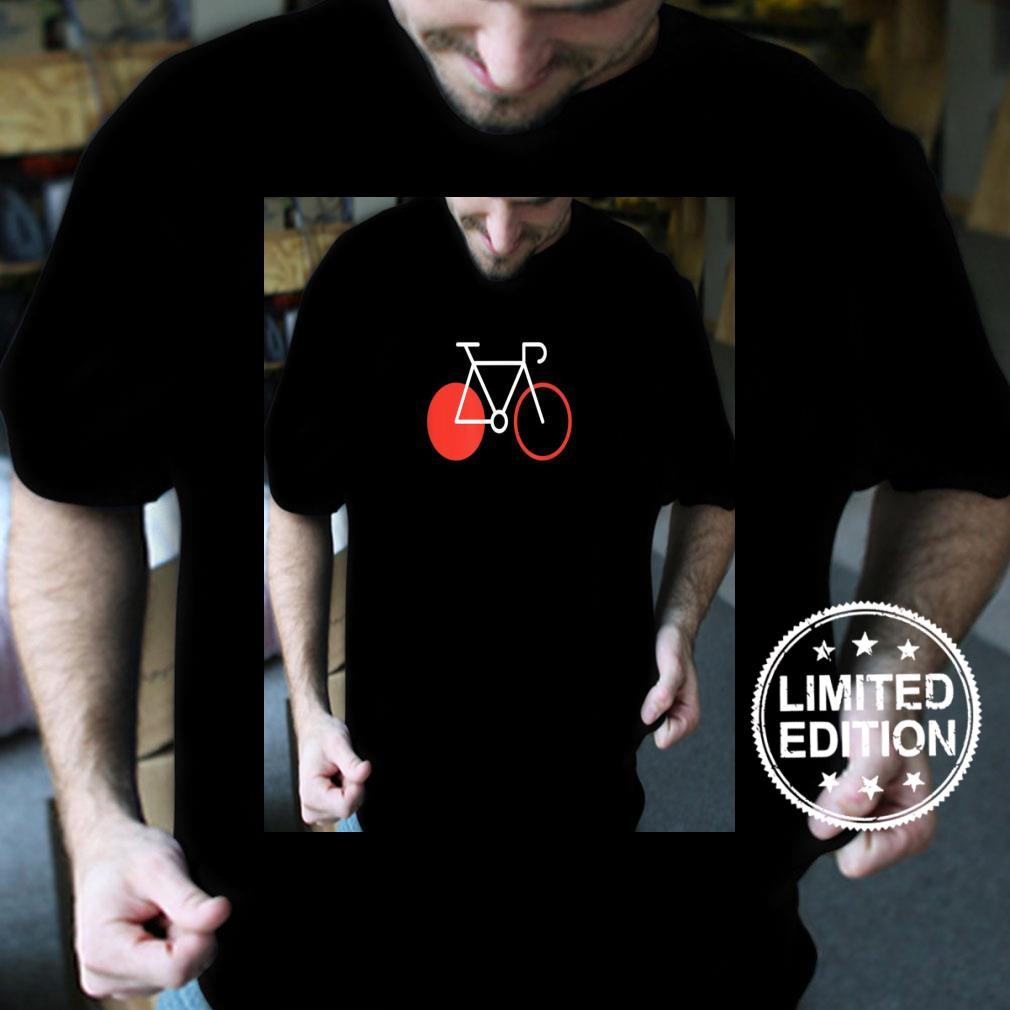 Japan Cycling and Bicycle for Road Bicycle Riders Shirt